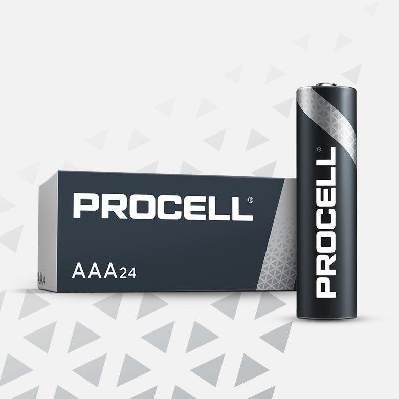 Procell Alkaline AAA, 1.5v