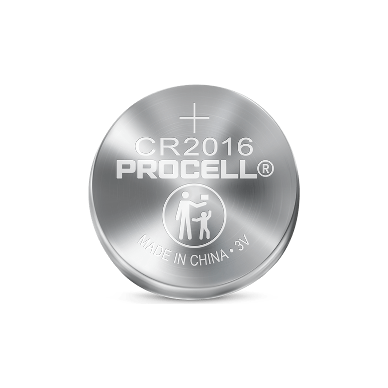 Procell Lithium Coin 2016, 3v