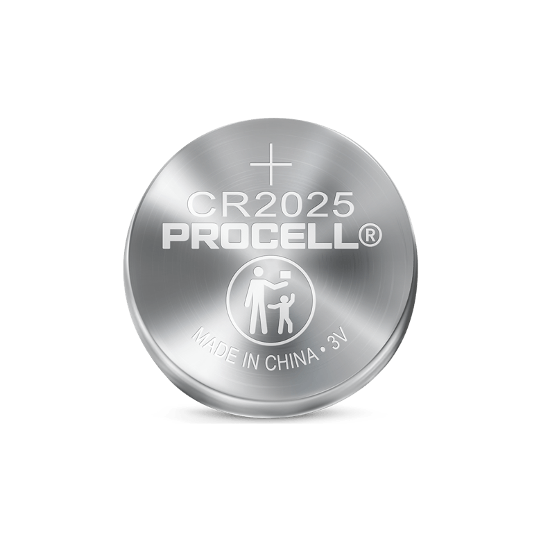 Procell Lithium Coin 2025, 3v
