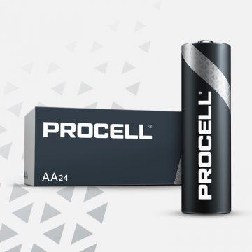 Procell Alkaline AA, 1.5v
